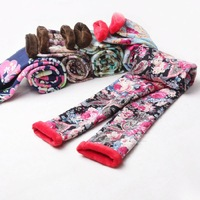 Top quality 2013 new Autumn and Winter USA brand designer kids girls leggings with fleece lining,fashion kids children pants
