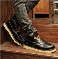 Winter popular male shoes the tide skateboarding shoes male casual shoes fashion male cotton-padded shoes