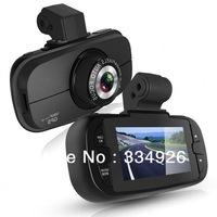 GS900 night vision car DVR GPS car black box 1080p vehicle camera 140 degree view angle driving recorder