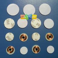 10pcs/lot 125Khz EM4100  RFID Coin tag read only