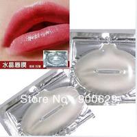 5 Pcs Collagen Crystal Lip Mask Membrane Moisture Essence Lip Care Gel Anti-Wrinkle