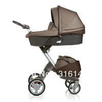 Factory Price!!!Brown Color Stokke Xplory Pram New Brand In Box,Shopping Now
