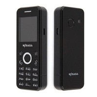 MYSAGA D2 Mini S4 Phone Dual SIM Card Dual Band Bluetooth FM Camera 1.4 Inch