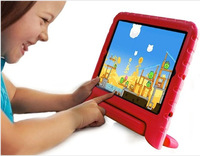 New Children Safe Kids Friendly Protective Foam Case Handle Stand for i Pad Mini