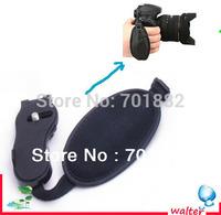 Round Shape Design Hand Grip Wrist Strap Photo Studio Accessories for all SLR cameras