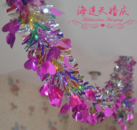 Love peach divisa garland decoration color !