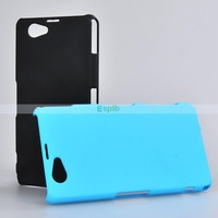 Matte PC Mobile Phone Protective Case For Sony Z1 MINI