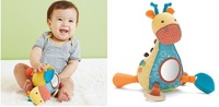 2014 educational baby animal toddler toys kids plaything it cas wash free shipping
