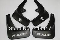 Splash Guards Mud Flaps Mudguards Fenders For Peugeot 408 2011 fnhh