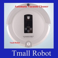 Free Shipping 4 in 1 ll-a325 Robot Cleaner With Sweep,Mop,Vacuum,Sterilize LCD Touch Screen,Virtual Wall,IR Remote Control