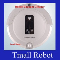 Free Shipping 4 in 1 Vacuum Cleaner Robot With Sweep,Mop,Vacuum,Sterilize LCD Touch Screen,Virtual Wall,IR Remote Control