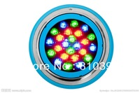 AC12V 54w  RGB   led  wall mounted  IP68 Multi color led  swimming pool lamp Remote controller