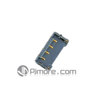 High Quality Accessories Repair Parts Battery FPC Plug Contact  For Iphone 4