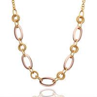 Newest Arrival Unique Multi-layer Engagement necklaces Pave Austrian Crystals 2Colors Options Fashion Jewelry 534