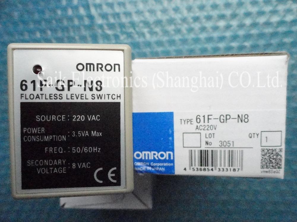 Omron 61F-GP-N8 Floatless Level Switch (Basic Type) 220VAC(China (Mainland))