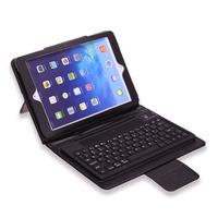 Free shipping fashion bluetooth keyboard for ipad air case