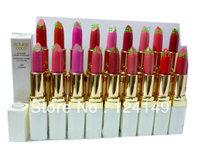 18pcs/lot 2013 new high quality brand Makeup cheap Lipstick cute Purple 18 color free shipping