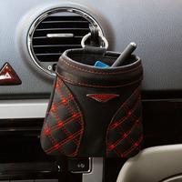 Free shipping-2014 Fashion car styling, Korea Wine Carriage Bag,  car cellphone holder bag