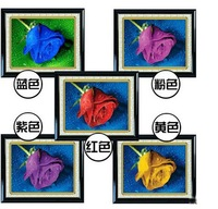 5d diamond rhinestone pasted painting diy diamond rose painting 53x41cm square drill rhinestone 3d pasted cross stitch unfinish