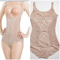 High Quality Women sexy corset shaper magic slimming suit body building underwear ladies shapewear Size L-XXL