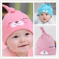 FREE shipping hot sale Newborn tire cap baby hat pocket sleeping hat cap baby cotton cloth cap dodechedron cap