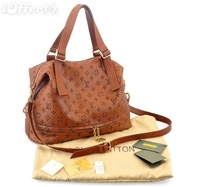 Brand design printing classic 2013 NEW WOMENS FASHION LEATHER HANDBAG MESSENGER BAG
