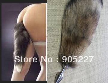 fox tail sex toy
