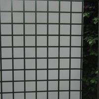 window sticker Glass stickers window stickers translucidus transparent film door stickers square plaid s003