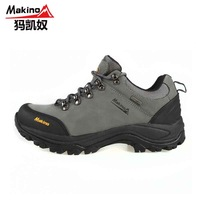 Makino ma spring and summer new arrival outdoor shoes Men water-proof and free breathing Women hiking shoes