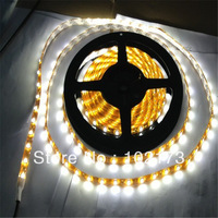 good price high brightness DC 12v 60 beads SMD 3528 strip light IP30 non-waterproof 300beads per 5m