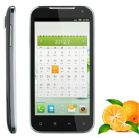 Green orange go m3 dual-core smart phone 4.5 ips screen 768mram