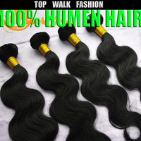 wholesale 100% humen hair Queen love hair products,brazilian virgin hair body wave,100%human hair 12inch-32inch free choice