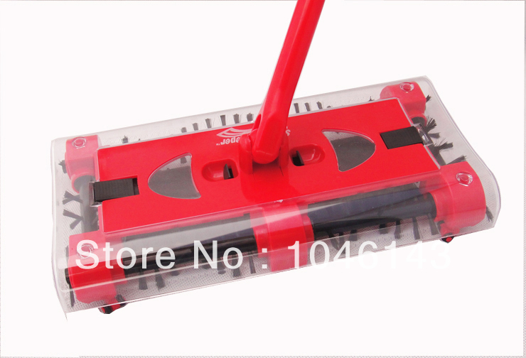 Free shipping !!! 3G sweeper fully-automatic vacuum cleaner electric broom mop as seen on tv(China (Mainland))