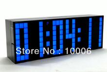 popular led clock wall