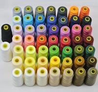 Yarn for knitting the polyester thread yarns SewingThreads sewing kit polyester thread sewing  glow thread overlock