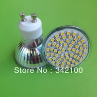 Newest x10pcs 5W GU10 High Power SMD LED Warm/ White Light Led  220V~240v