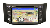 ZESTECH car dvd radio for Nissan Sylphy dvd for Nissan With GPS Navigation Touch Screen BT