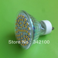 New design x10units 4W GU10 High Power SMD LED 180 Degree CE & RoHS 2 Years Warranty