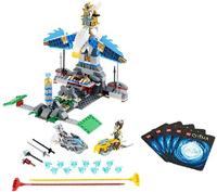 Hot sales! Bela 10059 God Eagle Castle, Chima Qigong God Beast Legendary, 369 Pcs/Set. Children's DIY Educational Christmas Toys