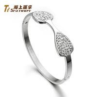 Rover elegant women's ol fashion titanium bracelet hand ring