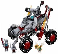 Free Shipping! Bela 10058 Eagle Jess Wolf Clan Chariots. Chima Qigong Legend, 303 Pcs/Set, Children's DIY Toys, Christmas Gifts