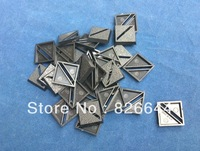 40K Forge World 20mm * 20mm square chute base 20 pieces of a bag FW Resin Kit Free Shipping