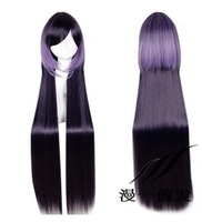 Greenth ramen cos wig door purple gradient HARAJUKU gradient wig