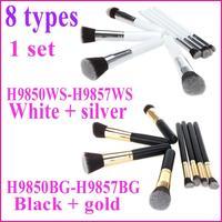 Pro. Travel NEW 8 PCS/Sets Makeup Brush Cosmetic Brushes Blusher Powder Foundation Tool Set Kits Free Shipping