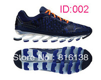 New arrival SpringBlade shoes 2013 men running shoes men athletic shoes size 40-45 Free shipping