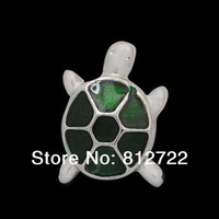 60pcs / lot Trendy Turtle Shaped Floating Charms Fit Vnistar Floating Charm Locket, AC217