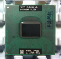 P9600 step-by-step 2.66g 6m e0 formal version of the original pga y450 laptop cpu