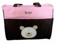 Multifunctional mother bag kangaroo fashion mother bag backpack maternity bag nappy bag