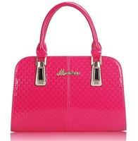 hotsale! 2014 newest already set bag women leather handbags popular women messenger bag fashion shoulder bag hand bag