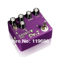Guitar Effects pedal JOYO DR.J D54 SHADOW ECHO that follows like a shadow hovering between reality and magic Free shipping